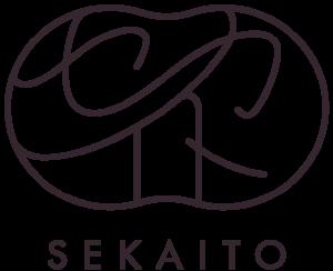セカイト大ロゴ黒紫